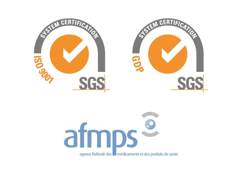 SGS Certification - AFMPS